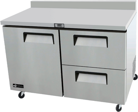EFI Worktop Freezer
