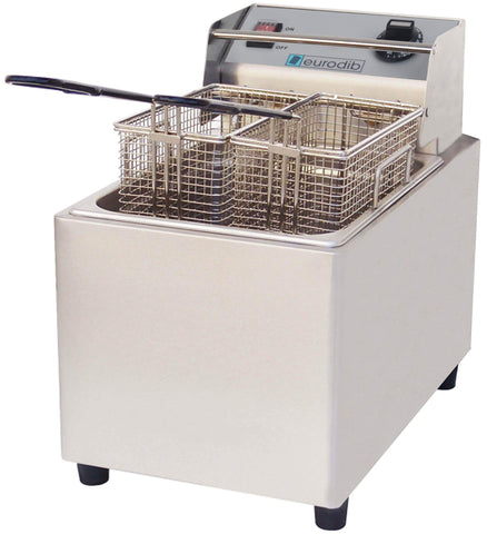 Eurodib Countertop Deep Fryer
