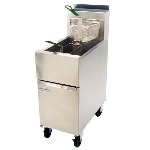 Frymaster Floor Deep Fryer