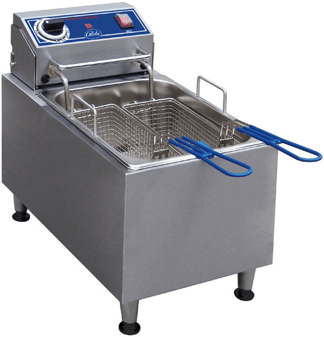 Globe Countertop Deep Fryer