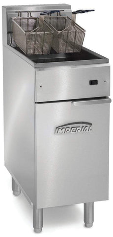 Imperial Floor Deep Fryer