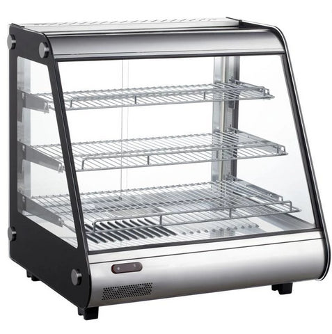 New Air Hot Food Display Case