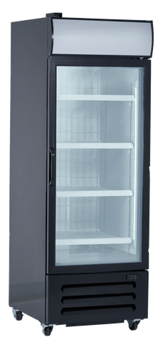 New Air Display Freezer