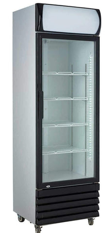 New Air Display Fridge