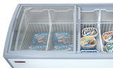 New Air Ice Cream Display Freezer