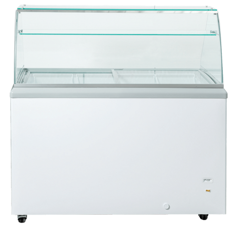 New Air Ice Cream Dipping Cabinets