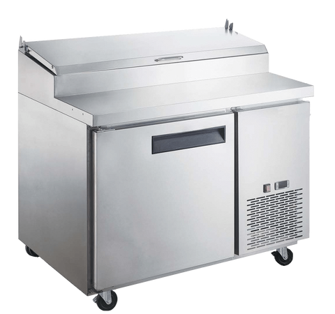 New Air Commercial Pizza Preparation Refrigerator
