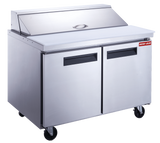 New Air Commercial Salad Sandwich Preparation Table