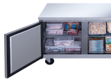 New Air Undercounter Freezer