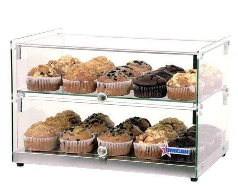Omcan Bakery Display Case