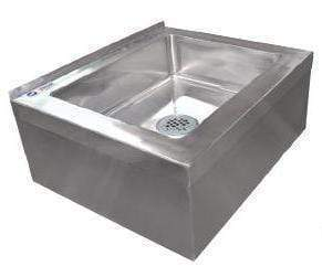 Omcan Commercial Mop Sink