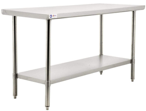 Omcan Stainless Steel Work Table