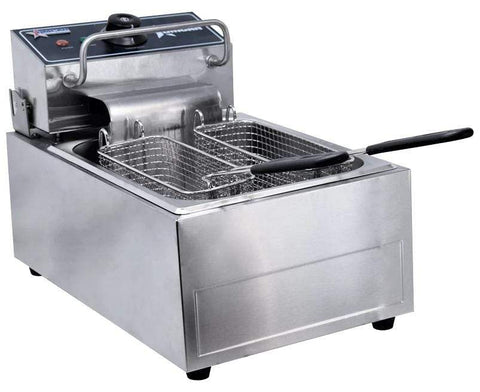 Omcan Countertop Deep Fryer