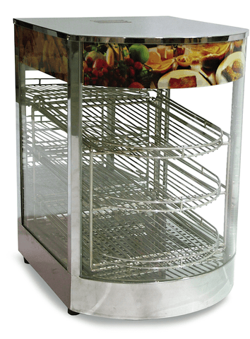 Omcan Hot Food Display Case