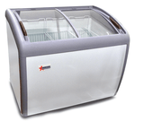 Omcan Ice Cream Display Freezer