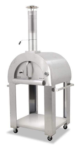 Omcan Wood Burning Pizza Oven