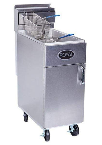 Royal Floor Deep Fryer