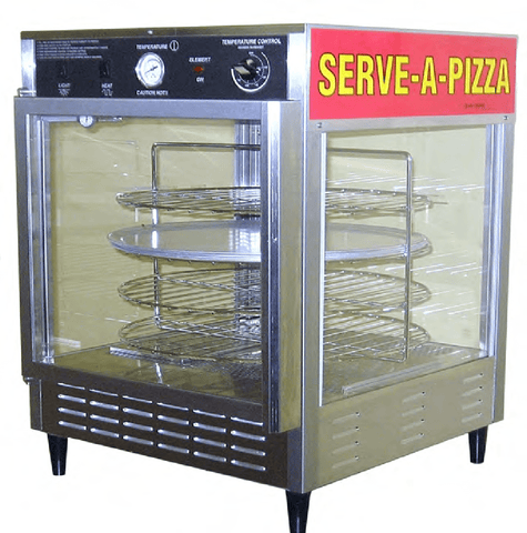 Serve Canada Pizza Display Warmer