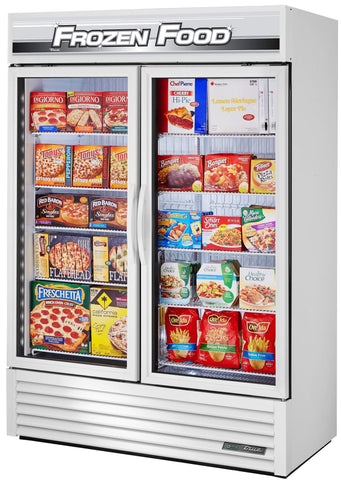 TRUE Display Freezer