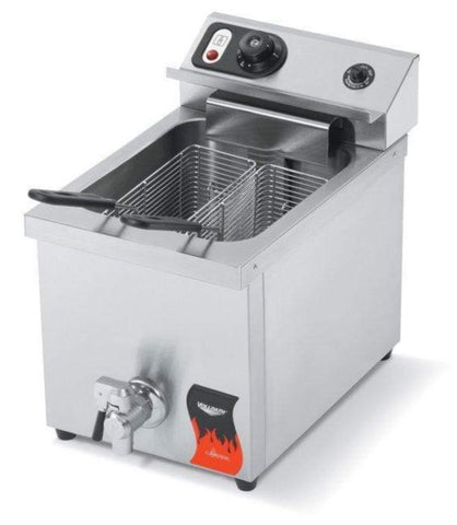 Vollrath FFA8115-C - 15 lb. Electric Countertop Fryer - 208-240v