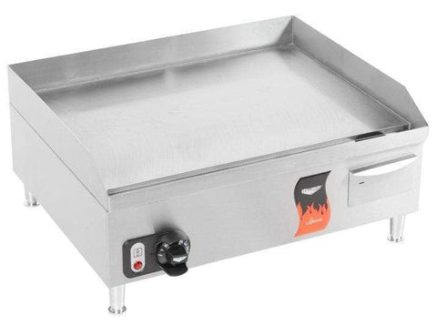 "Vollrath FTA8024 - 24"" Electric Griddle - 220v"