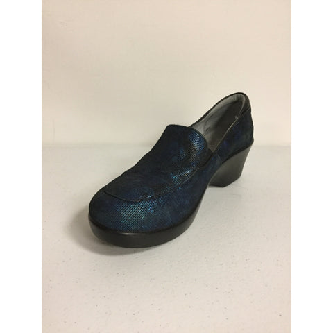 Alegria Blue Shoes Size 8