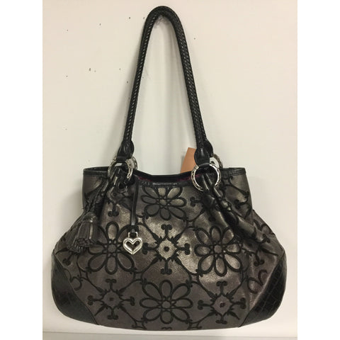 Brighton Black Handbag Large