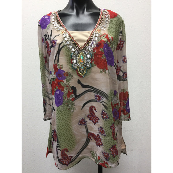NWT Aspirado Blouse Small
