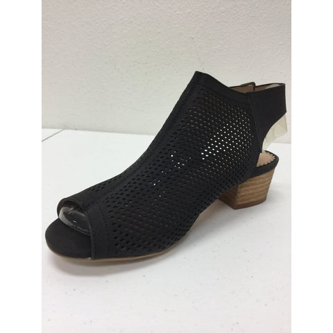 Restricted Black Shoes Size 6.5