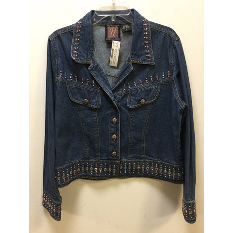 Gordon James Denim Jacket