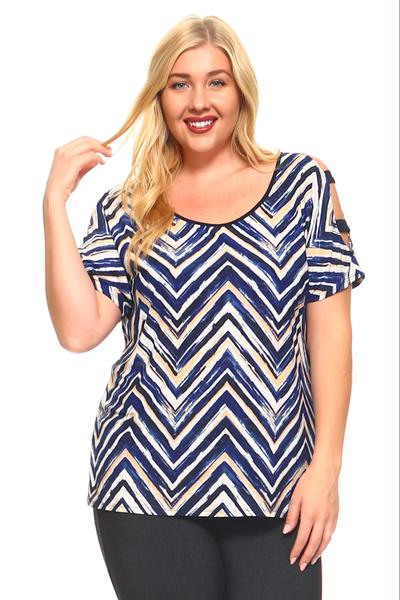 Plus Size / Tops