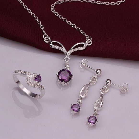 Jewelry- 925 Sterling Silver- Set