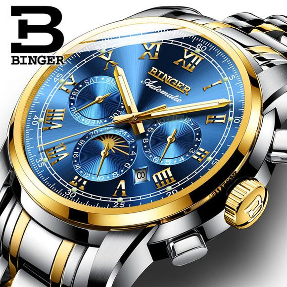 Mechanical Watches- For Men's