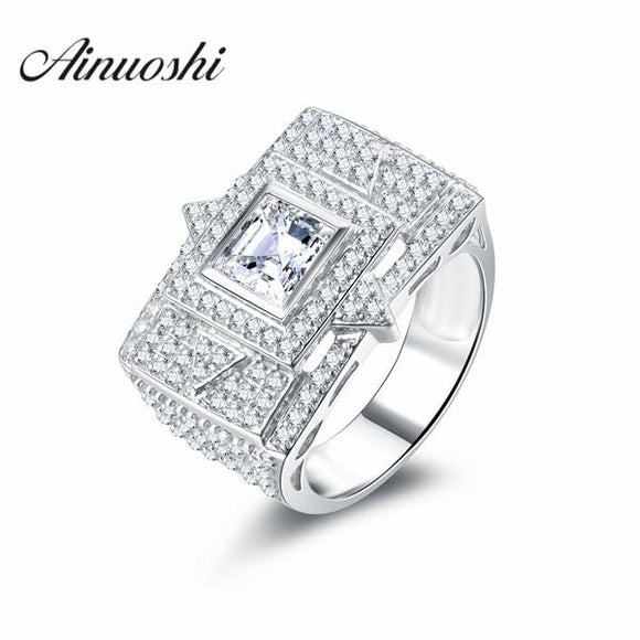 Jewelry- 925 Sterling Silver Ring For Men's