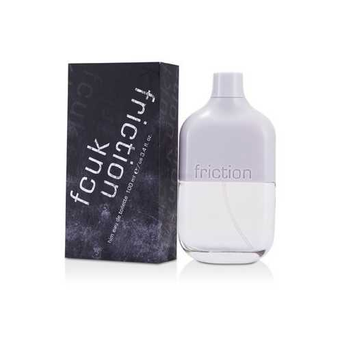 Fcuk Friction For Him Eau De Toilette Spray  100ml/3.4oz - Beltran's Enterprise