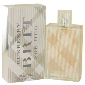 Burberry Brit by Burberry Eau De Toilette Spray 3.4 oz (Women) - Beltran's Enterprise