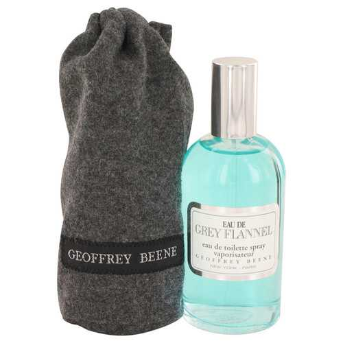 EAU DE GREY FLANNEL by Geoffrey Beene Eau De Toilette Spray 4 oz (Men) - Beltran's Enterprise