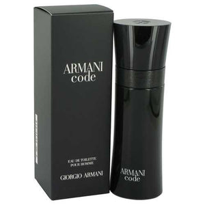Armani Code by Giorgio Armani Eau De Toilette Spray 2.5 oz (Men) - Beltran's Enterprise