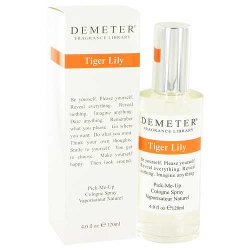 Demeter by Demeter Tiger Lily Cologne Spray 4 oz (Women) - Beltran's Enterprise