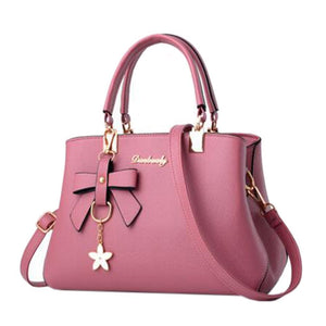 PU Leather, Elegant Handbag Shoulder Bag Fashion Bag Purse Tote Bag Hand Bag R - Beltran's Enterprise