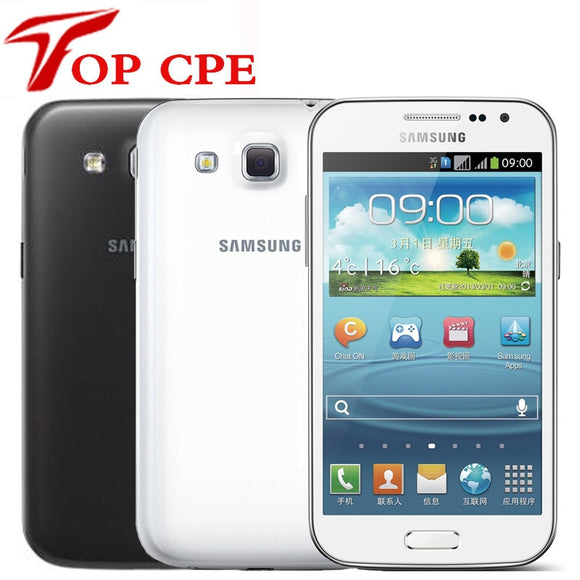 Unlocked Samsung Galaxy Win I8552 GT-i8552 Quad Core dual sim card 5.0MP Camera 4.7''  1G RAM Original cell phones Free shipping - Beltran's Enterprise