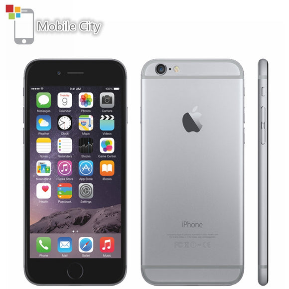 Apple iPhone 6 Plus Mobile Phone 5.5 inch Screen 16GB/64GB/128GB ROM Dual-core 8MP Camera Fingerprint - Beltran's Enterprise