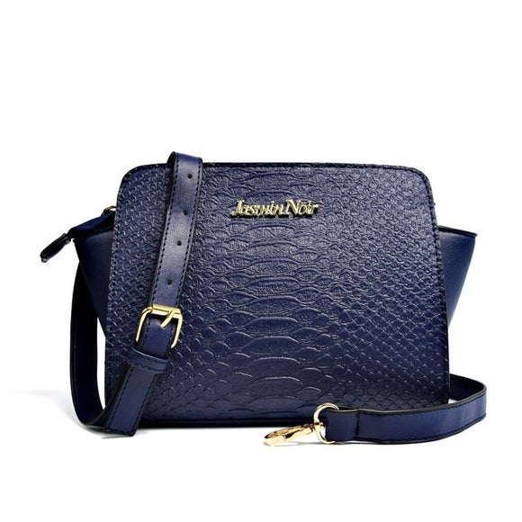JASMIN NOIR Famous Brand Women Messenger Bag High Quality - Beltran's Enterprise