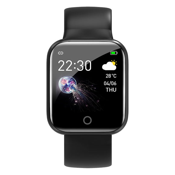Smart Watch For Apple Watch Pedometer Music Control Multiple Dials - Beltran's Enterprise