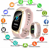 Smart Bracelet Waterproof Watch Blood Pressure Tracker SmartBand - Beltran's Enterprise