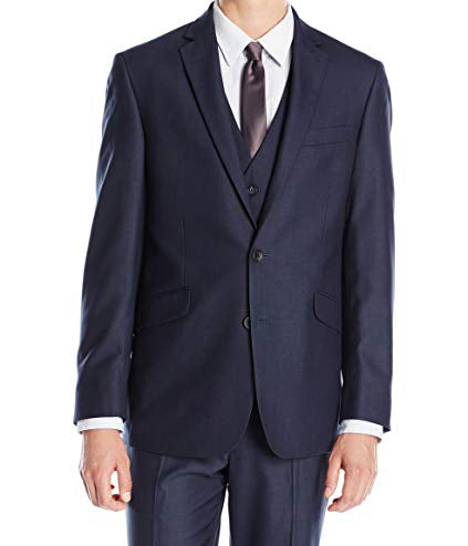 Custom Mens Suits Classic For Wedding Prom (Jacket+vest+Pants) Men Suit Slim Fit Styles Groomsmen - Beltran's Enterprise
