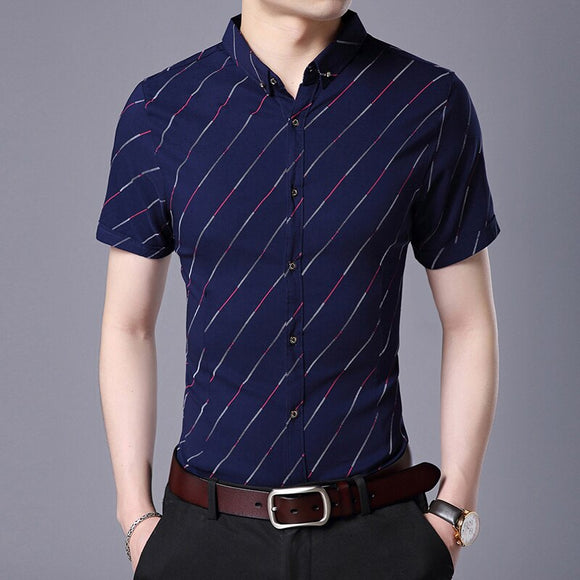 2020 Fashion Brand Designer Shirt Mens - Beltran's Enterprise