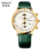 Nesun Men's Watches Brand Luxury Japan Import Quartz movement Watch - Beltran's Enterprise