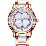 Switzerland Nesun Women's Watches Luxury Brand Quartz Watch Women Pearl - Beltran's Enterprise