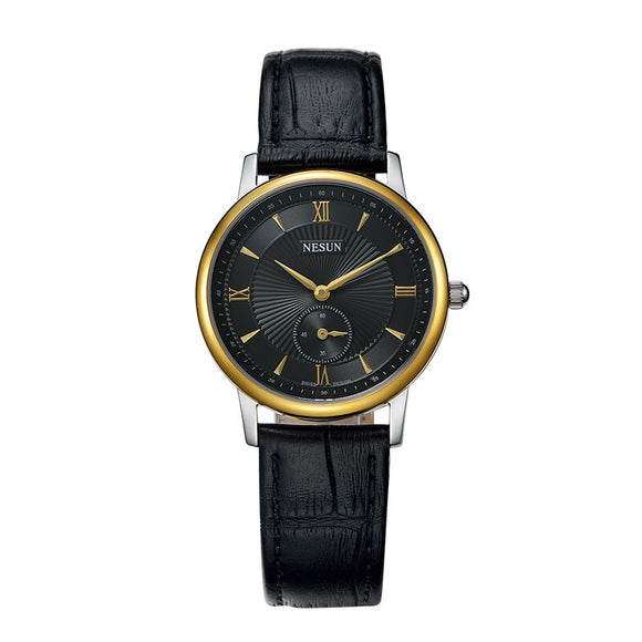 Nesun Switzerland Luxury Brand Watch Women Japan MIYOTA Quartz Movement - Beltran's Enterprise